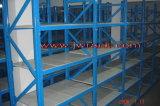 Warehouse Rack, Steel Panel Rack, Metal Beam Rack, Rack with Laminate, Storage Shelf