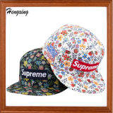 Fashion Custom 5 Panel Hats Floral 5 Panle Hat (DSS180)
