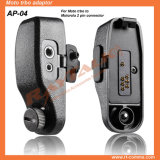 Audio Adapter for Apx2000 Multi Pin to Motorola 2 Pin