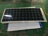 High Efficiency Sunpower 100W Semi Flexible Solar Panel for Car