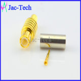 MCX Male Crimp RF Coaxial Connector for Rg16 Cable