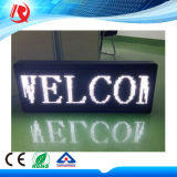 DIP 32X16 1W High Resolution Outdoor P10 White LED Display Module