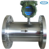 Stainless Steel Precision Turbine Diesel Fuel Flow Meter