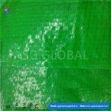 China PE Plastic Green Tarp
