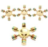 New Elegant Metallic Hand Spinner for Christmas Gifts (WY-HS07)