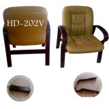 Visitor Chair Leather Chair (FEC HD202V)