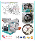 Ring Die Pellet Machine for Bamboo Powder Form Powder Mill