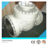 ANSI Full Bore Fb Flanged Trunnion Top Entry Ball Valve