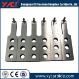 Xyc Special Shape Parts in Hardmetal