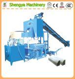 Sy3000 Fully Automatic Hydraulic Concrete-Curb-Stone-Making-Machine
