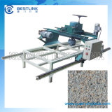 Semi-Automatic Single Head Litchi Stone Surface Processing Machine