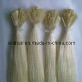 100% Chinese Human Remy Flat Tip Keratin Pre-Bonded Hair Extension