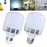 E27 B22 10W LED Light Lamp Bulb White Bright for Home Bedroom Non-Dimmable 220V