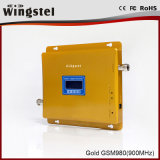 900MHz RF Repeater 30dBm 2000sqm GSM980 Cellphone Signal Booster