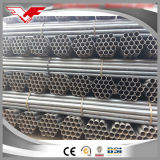 Construction & Water Black ERW Carbon Ms Steel Pipe Round Section Made in China