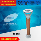 Outdoor Stainless Steel Solar Lawn Light with Ce and RoHS