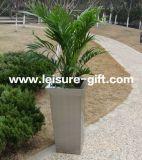Fo-9014 Stainless Steel Outdoor & Indoor Plant Pot
