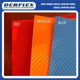 Carbon Fiber Vinyl for Car Wrapping