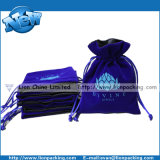 Double Layers Satin Lined Velvet Pouch (L-001)