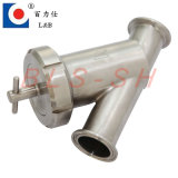 Stainless Steel Tri Clamp Sanitary Y Strainer