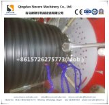 HDPE Double Hollow Wall Winding Pipe Production Machine Line