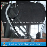 Cheap China Stone Absolute Black Granite Infant Headstones