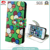 Leather Wallet/Filp/Leather/Owl Phone Case for iPhone 6 Plus