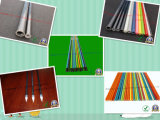 Insulated Glass Fiber Stake, FRP Stake with High Elasticity
