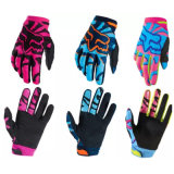 New Women′s Full Finger Cycling Motor Racing Glove (MAG62)