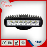 6′′ 18W Epistar Waterproof LED Work Light (TH-W0218E 18W)