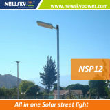 IP65 Hot Sell 12W All in One Solar Street Light