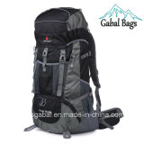 80L Professional Outdoor Waterproof Nylon Moutain Camping Sports Backpack Bag