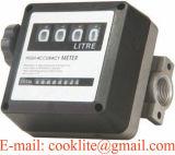 Compteur Mecanique 4 Chiffre Gasoil / Compteur Litre De Carburant Mecanique