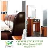 2014 New Modern Bedroom Furniture (3-028A)