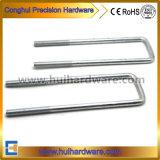 Zinc-Plated /Galvanized /HDG Round /Square Type U Bolts