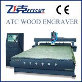 Atc/ATS CNC Woodworking Engraving Machine, Auto Tool Change