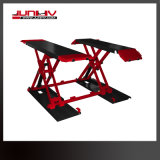 Mobile Hydraulic Scissor Car Lift Portable with Ce