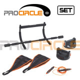 Crossfit Equipment High Quality Pull Push up Power Training Set (PC-TS5010)