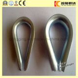 Stainless Steel Wire Rope Tube Thimble