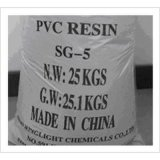 PVC Resin (SG-5) Polyvinyl Chloride for Pipe/Cable