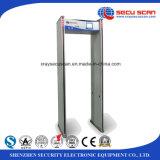 Walk Through Metal Detector Supplier for Hotels, Embassy
