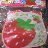 Strawberry Printing Cheap Price Baby Bib China Supplier