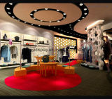 Fashion Design Ladies Clothes Shops Design with Custom Size