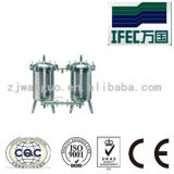 Saitary Stainless Steel Double Filter (IFEC-DF100012)