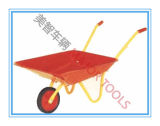 Wb0100 Wheel Barrow Sands Toy Single Wheel Trolley