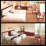 High Quality Wooden Furniture 5 Star Hotel Bedroom Furniture Set (HY-028)