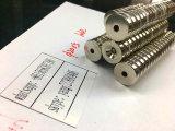 countersunk disc magnet D20X5 neodymium magnet