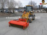 Zl12 Mini Radlader with Sweeper