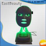 New Red Blue Green 3 Color LED Light PDT Skin Rejuvenation Facial Mask