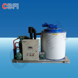 in Powder Ice Flake Machine for Fish Vegetables